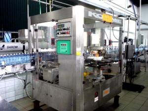 Автомат этикетировочный EXTRA HOT MELT 8T S1 E1